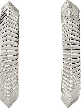 Zoe & Morgan Isa Hoop Silber - one size | sterling silver | silver - Silver/Silver