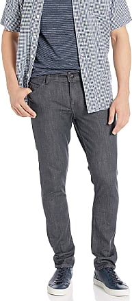 Volcom mensA1931510Volcom Mens 2x4 Stretch Denim Jean Jeans - Gray - 30W x 30L