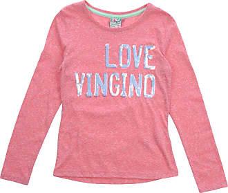 Rosa Långärmade T Shirts för Dam: Handla upp till −63