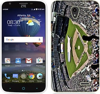 Mundaze Mundaze Baseball Game Phone Case Cover for ZTE Grand X 3