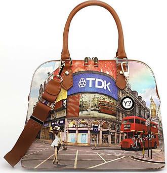 Y Not YNOT Bugatti Princess Bag In London 36 x 27 x 11 cm