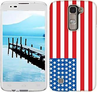 Mundaze Mundaze American Flag Phone Case Cover for LG Power Risio Destiny