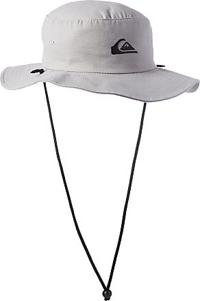 17c4b20af1e Quiksilver Mens Bushmaster Sun Protection Bucket Hat Baseball Cap