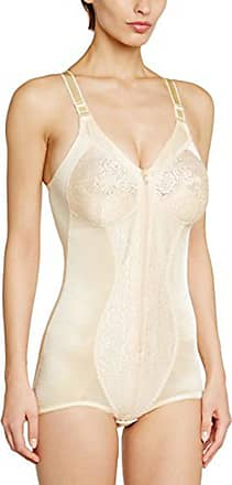 Naturana Perfect Body Seamless Shaping Bodysuit -White (83257) (UK 42DD/95E, White)