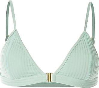 Duskii Top bikini Capriosca - Di colore verde
