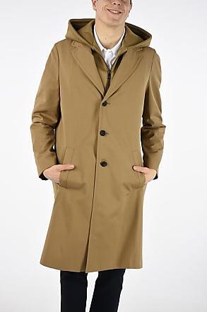 Neil Barrett Hooded STANDARD FIT Coat size 46