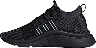 adidas Originals EQT Support Adv Mid J Black Knit 3.5 UK