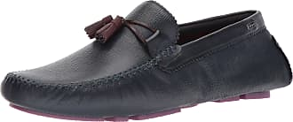 90de0b2b2 Ted Baker Ted Baker Mens Urbonn Loafer Dark Blue Leather 11 D(M) US