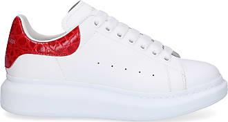 Alexander McQueen Sneakers Red LARRY
