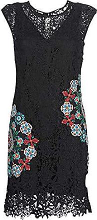 9a6bd1504853a8 Desigual Kleid Malpaso Schwarz, Schwarz - Schwarz - Größe: 40 EU