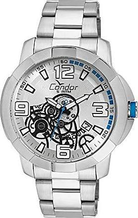 Condor Relógio Masculino Condor Analógico Co2415Bj/3K Prata