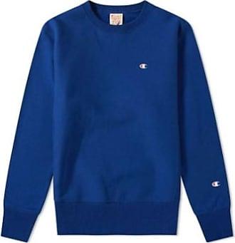 Champion Königsblau Classic Crew Sweatshirt - s | cotton | royal blue - Royal blue