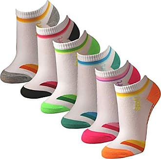 weiß im 10er Pack Arztsocken Damen-Baumwoll-Socken 10 Paar weiße Damensöckchen
