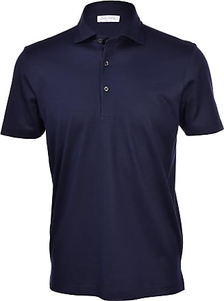 Gran Sasso Mercerized Cotton Piquet Polo - 48