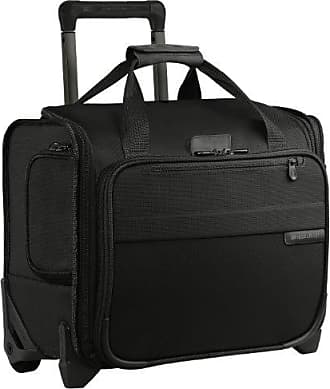 Briggs & Riley Baseline Rolling Cabin Bag, Black, Small