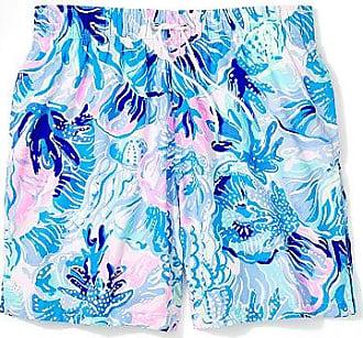 Lilly Pulitzer Men/¡/¯s Beach Board Shorts Quick Dry Swim Truck Shorts