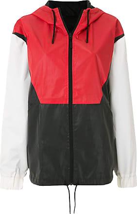 Osklen nylon reflective jacket - Black