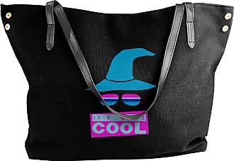 Juju Its Quite Cool Womens Classic Shoulder Portable Big Tote Handbag Work Canvas Bags