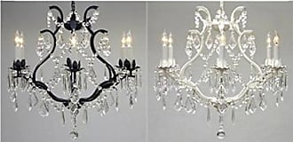 Gallery T22-1007 Maria Theresa 2 Piece Set - Includes Single 6 Light