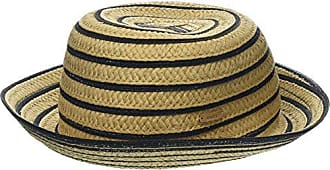 watercult Damen Sonnenhut Hut Summer Solids Braun Raffia 624 Herstellergr/ö/ße: 7 One Size