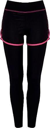 Leggings Hose lang Muster Leggin Shorts Party Legings Größe 36 38 40 flieder