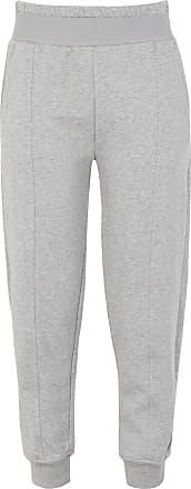ZYUEER Damen Hosen Freizeithose Sporthosen Joggerhose Mode Frauen Hohe Taille Stretch Hose Weites Bein Unten Plissee Hose Strandhose Yogahose