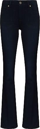 Paige Calça jeans bootcut Manhattan - Azul