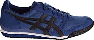 Onitsuka Tiger Unisex-Adult Ultimate 81 Shoes, 8.5 UK, Midnight Blue/Black