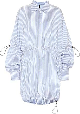 Unravel Striped silk and cotton shirt