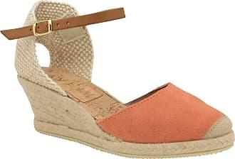 Ravel Coral Etna Espadrille Wedge Sandals 8 UK