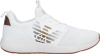 Emporio Armani SCHUHE - Low Sneakers & Tennisschuhe auf YOOX.COM