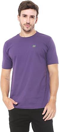 Fatal Surf Camiseta Fatal Fashion Basic Roxa
