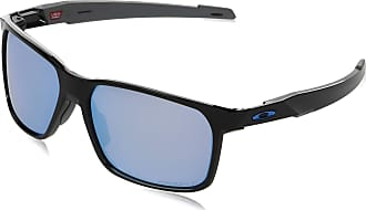 Oakley Mens Portal X Sunglasses, Black, X-Large