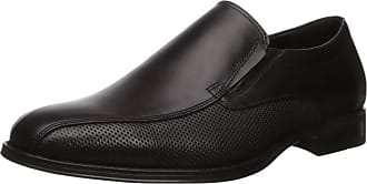 Aldo Mens Wide Width Dress Loafers Shoes, DRAYNIEL-W in Black, Size 10.5