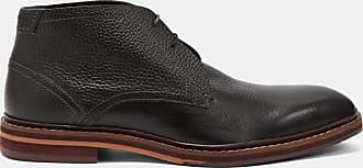 Ted Baker Leather Ankle Boots in Black CORANS, Mens Accessories