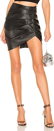 NBD Tiff Mini Skirt in Black