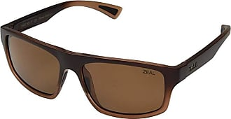 Zeal Optics Durango (Rye Fade/Polarized Copper Lens) Fashion Sunglasses