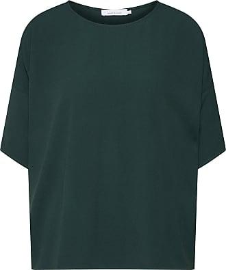 Samsøe & Samsøe Bluse MAINS grün