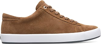 Camper Mens Andratx Sneaker, Medium Brown, 7.5 UK