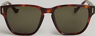 Hackett Wayfarer Sunglasses | Tortoise