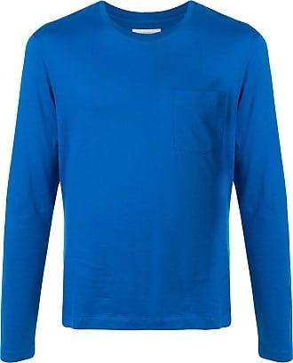Kent & Curwen long sleeve T-shirt - Blue