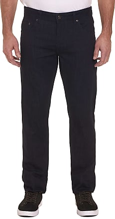 Robert Graham Mens Salter Perfect Fit Jeans In Indigo Size: 29W by Robert Graham