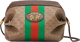 Gucci Mini GG bag with Web and butterfly