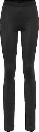 Helmut Lang Stretch-jersey straight pants