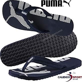 af93c4aa7 Puma Epic Flip V2, Chanclas Unisex Adulto, Azul (Peacoat-Puma White 11