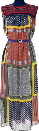 Kolor knit panel dress - Multicolour
