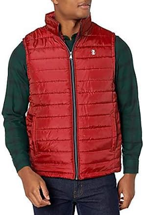IZOD Mens Quilted Puffer Vest