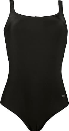 Naturana Womens One Piece Mastectomy Swimsuit 73090-400 (38B) Black