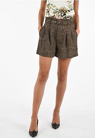 Red Valentino High-Waist Shorts Größe 42