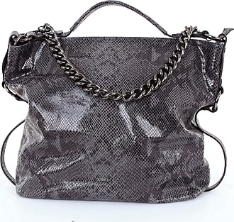 Seventy Hand Bags Anthracite and black